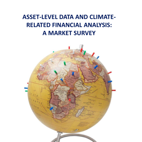 February 2017 - Asset-Level Data and Climate-Related Financial Analysis: A Market Survey