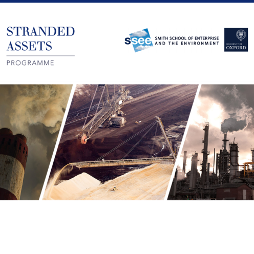 January 2016 - Stranded Assets and Thermal Coal: An analysis of environment-related risk exposure